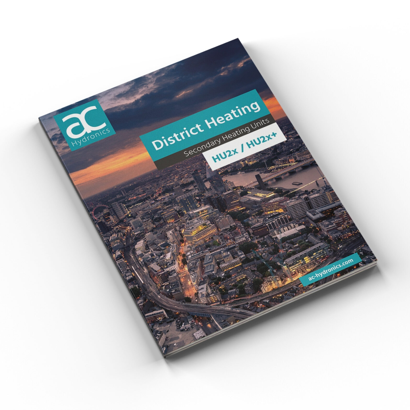 AC Hydronics District Heating Front Cover